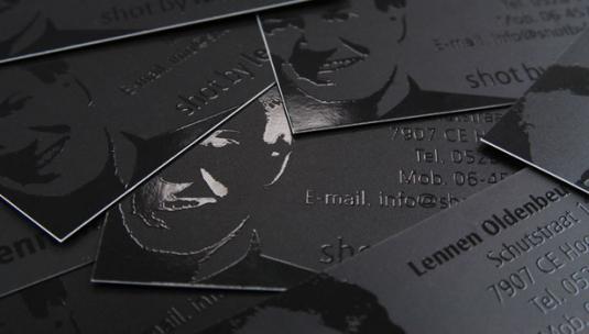 luxe-visitekaartjes-uv-spotlak