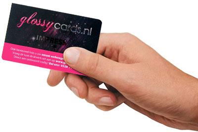 glossycards-luxe-visitekaartje